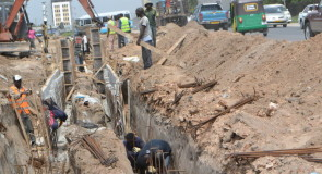 Ujenzi barabara ya Ali Hassan Mwinyi wafikia Makumbusho Dar