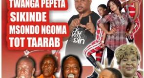 Twanga, Msondo, Sikinde kukinukisha Valentine Day Bash Dar Live
