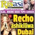 Jipatie nakala yako ya Gazeti la Risasi Jumamosi leo