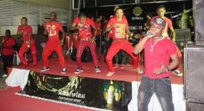 Twanga, Msondo, Sikinde kuwasha moto Valentine's Day Dar Live