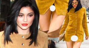 Mdogo wa Kim Kardashian atembea utupu mitaani