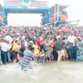 Kivuko cha MV Kigamboni chazua taharuki