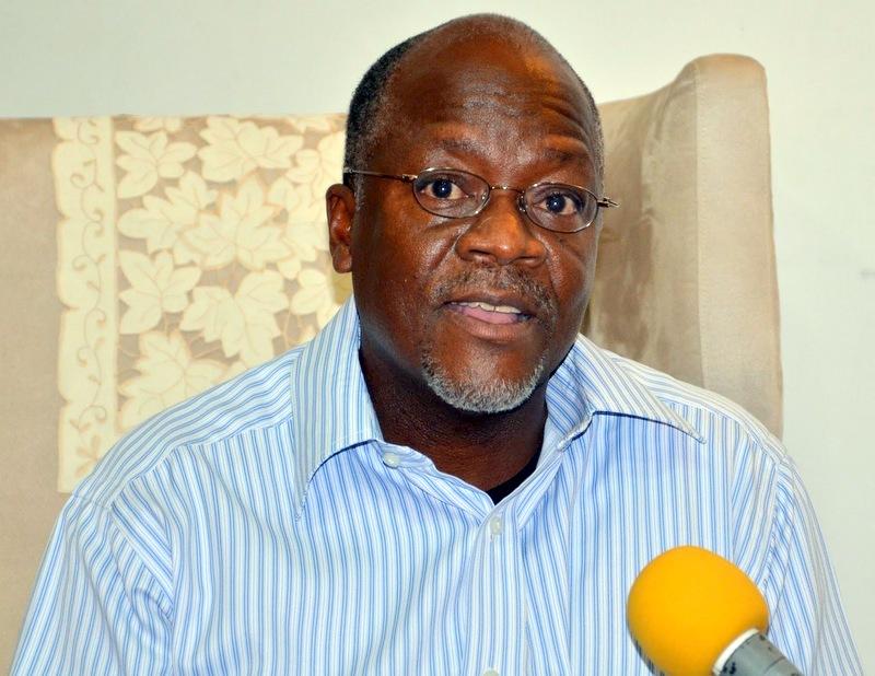 Magufuli amalizia Baraza la Mawaziri