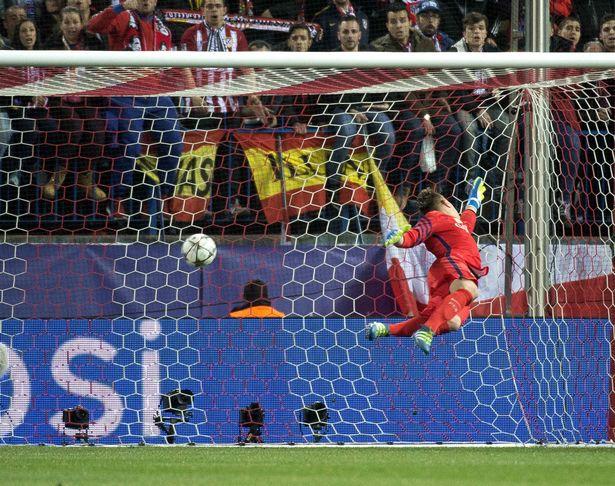 Atletico-Madrid-v-Barcelona