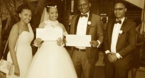 Edwin Mashayo na Mary Mollel Wauaga Ukapela