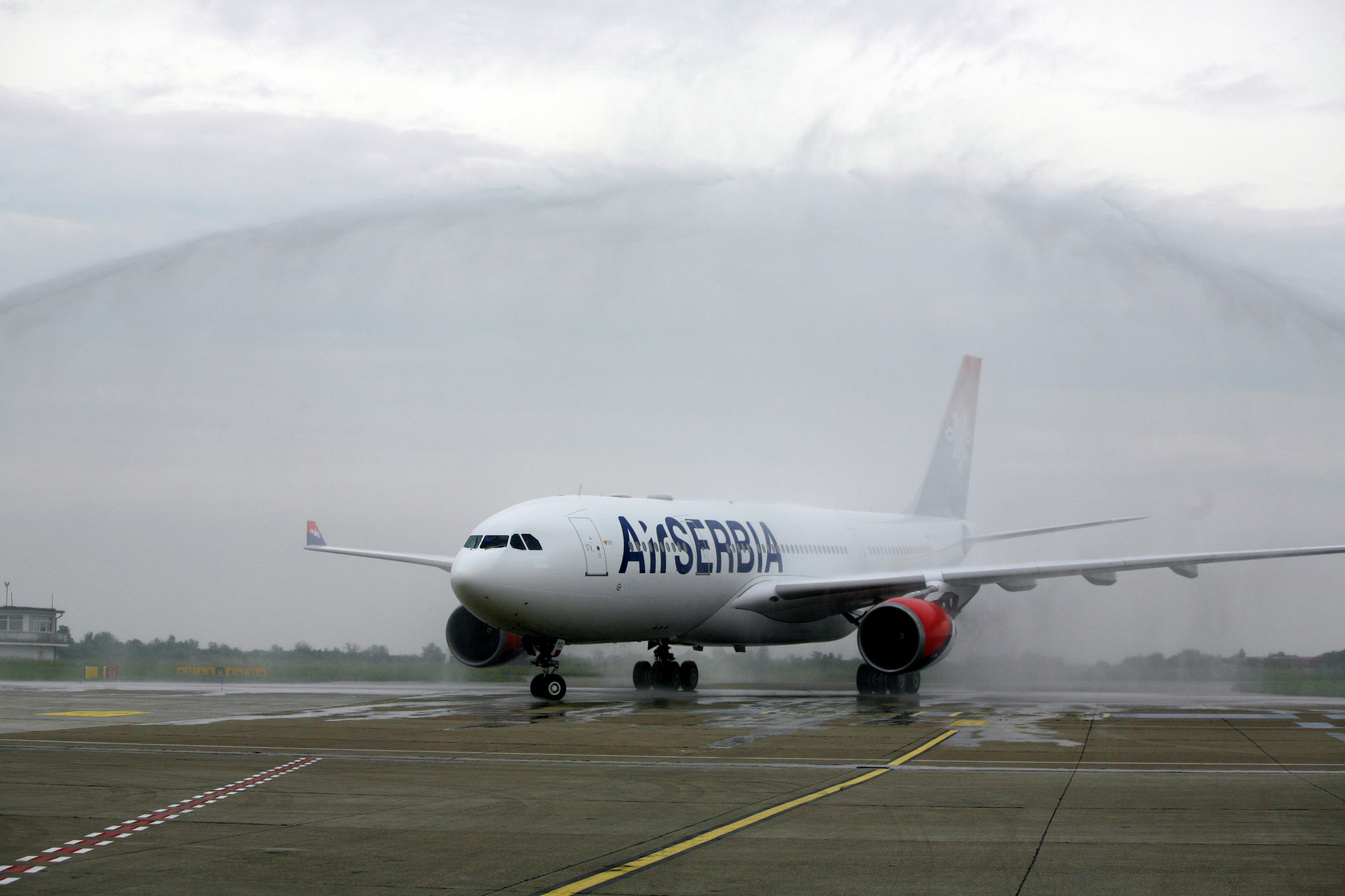 Pic 2 Air Serbia A330