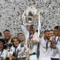 Real Madrid Walivyotwaa Kombe la UEFA (Video+Picha)