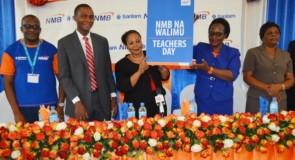 NMB Yawakutanisha Wanachama CWT 'Teachers Day'