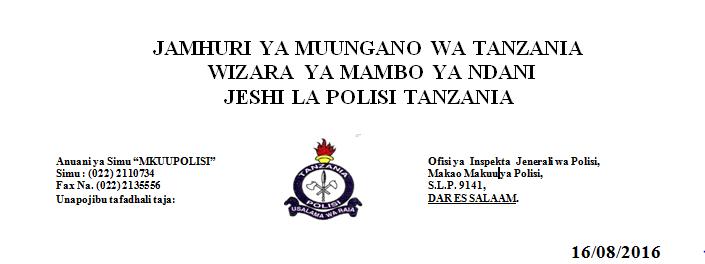 Jeshi la Polisi