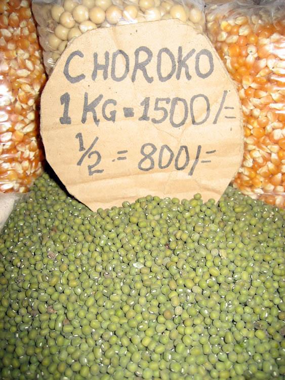 choroko
