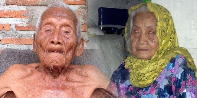 nenek-anami-mbah-gotho-orang-tertua-di-indonesia-nikah-4-kali