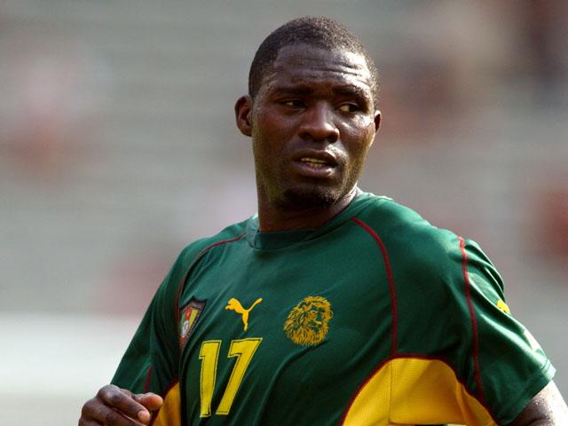 Marc Vivien Foe, Cameroon