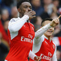 Arsenal yaikalisha Leicester City 2-1