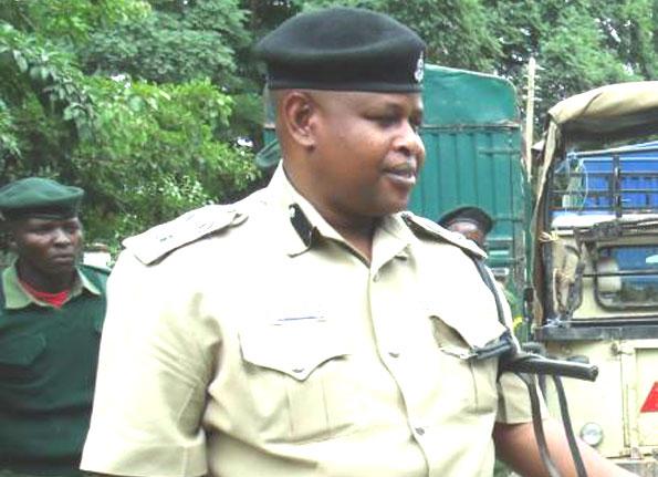 Kamanda wa Polisi Mkoa wa Ruvuma, Zuberi Mwombeji