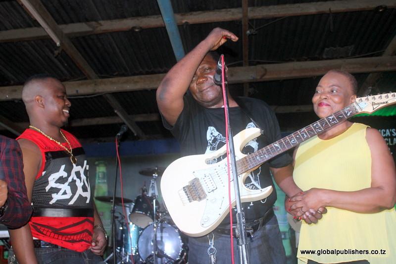 Choki Ang'ara Kutimiza Miaka 30 Katika Muziki - Global Publishers