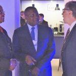 Kikwete Akutana na Mabilionea, Aliko Dangote na Bill Gates