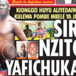 Habari Zilizopo Katika Magazeti ya Leo Jumanne June 27, 2017