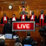 LIVE: Mahakama ya Kenya Yatoa Hukumu ya Kufuta Uchaguzi