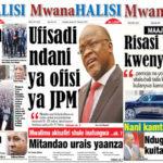 Breaking News: Serikali Yalifungia Gazeti la MwanaHalisi