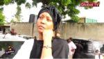 Kifo cha Mama... Dogo Janja, Mkewe Uwoya Wampa Nguvu Johari - Video