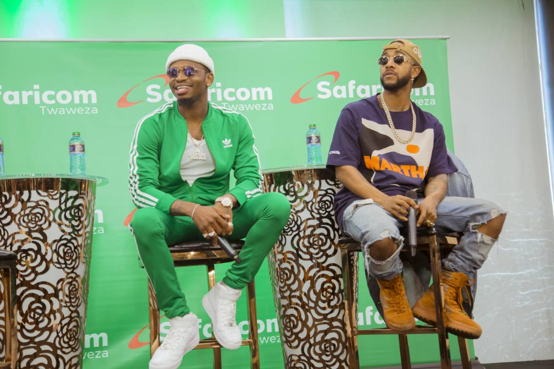 DIAMOND PLATNUMZ TO BE 'A BOY FROM TANDALE' IN THE KENYA – Full Joy