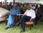 Lowassa, Sefue Walivyowasili Msibani kwa Kikwete - (Pichaz + Video)