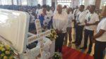 Lowassa Ashiriki Kuaga Mwili wa Mtoto wa Mwakasege