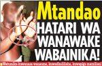MTANDAO HATARI WA WANAWAKE WABAINIKA!