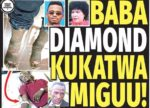 BABA DIAMOND KUKATWA MIGUU! - VIDEO