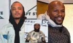 Mayweather awaponda T.I., 50 Cent kwa kuisusia Gucci