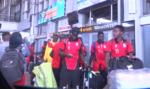 VIDEO: Cheki Kikosi cha UGANDA Kilivyotua Airport DSM