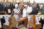 Rais Magufuli, Kikwete Waaga Mwili wa Mama wa Mbunge Vicky Kamata