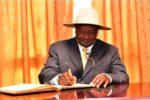 Museveni amwandikia Kagame kuhusu mgogoro kati yao