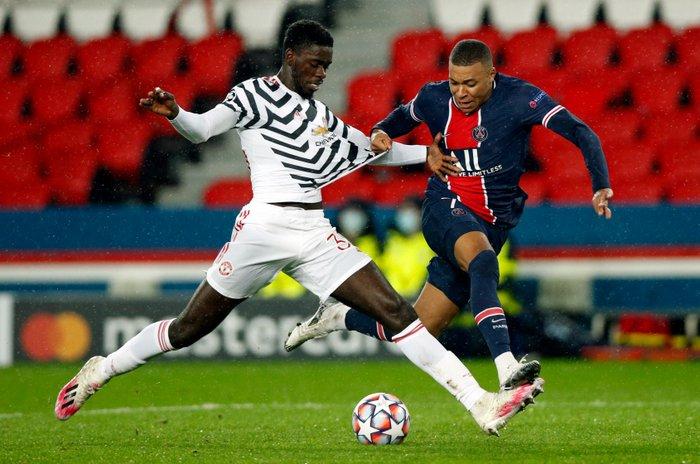 Man United Wababe wa PSG-Michezoni leo
