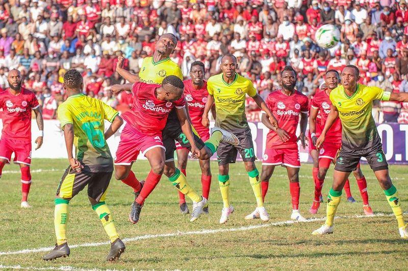 Kariakoo Dabi… Mataifa 13 Kuvuja Jasho kwa Mkapa-Michezoni leo