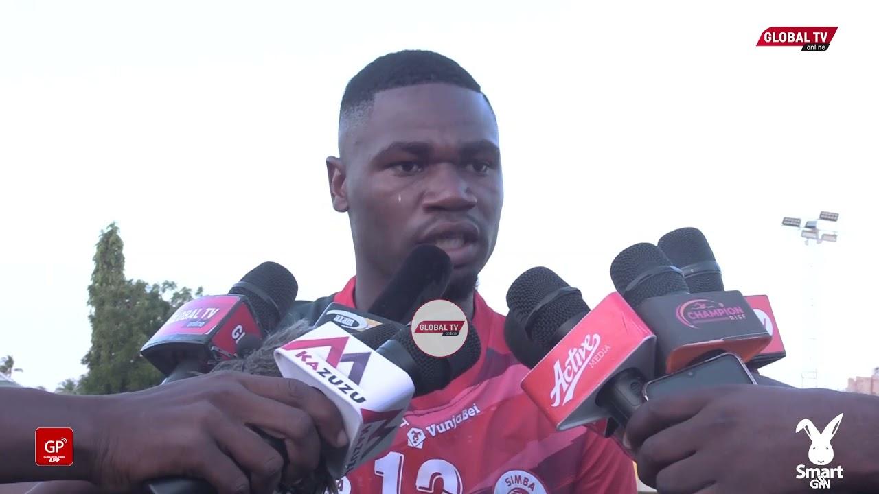 Kapombe: Tunakwenda Makundi CAF Leo-Michezoni leo